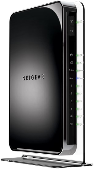 Immagine di Netgear WNDR4500 - Router Gigabit Wireless-N 900 Dualband