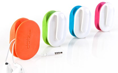 Immagine di Dotz Flex Earbud Wrap - Colori vari