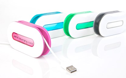 Immagine di Dotz WarpID Cord Wrap - Colori vari