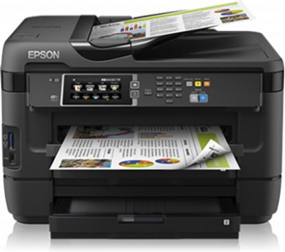 Immagine di Epson WorkForce WF-7620DTWF A3