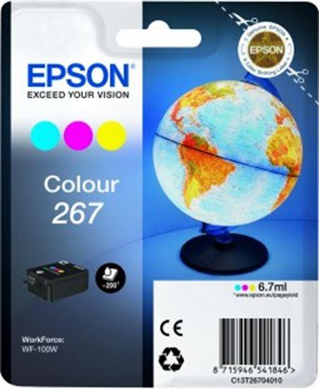 Immagine di Epson C13T26704020 - Cartuccia Globo 3 colori