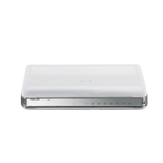 Immagine di Asus GX1008B - Switch 8 porte 10/100