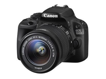 Immagine di Canon Eos 100D + Canon EF-S 18-55 mm f:3.5-5.6 IS STM