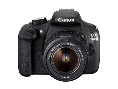 Immagine di Canon Eos 1200D + Canon EF-S 18-55 mm f:3.5-5.6 IS II + 8 GB