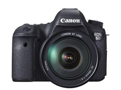 Immagine di Canon Eos 6D corpo + Canon EF 24-105mm f/ 3.5-5.6 IS STM