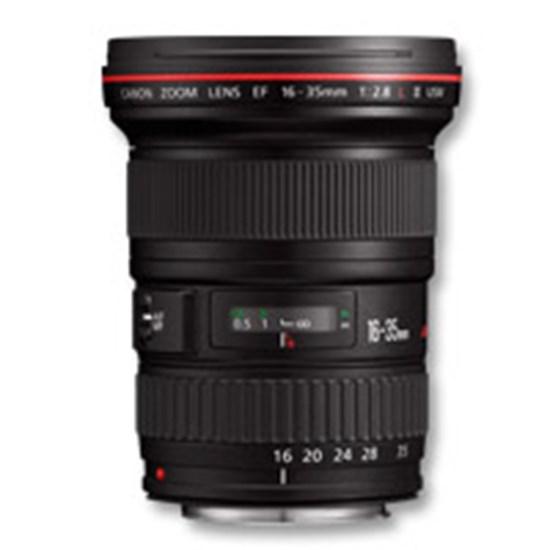Immagine di Canon EF  16-35 mm f/2.8L II USM