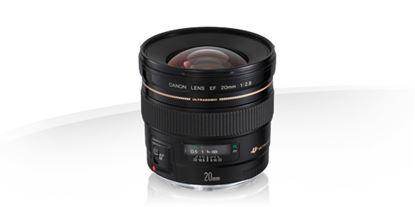 Immagine di Canon EF  20 mm f/2.8 USM