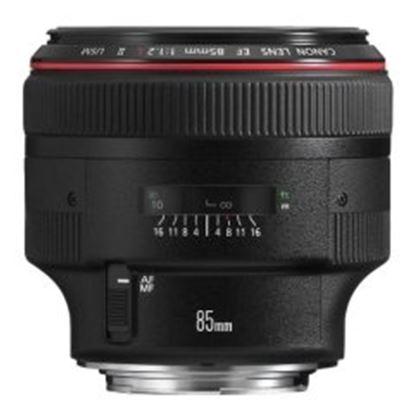 Immagine di Canon EF  85 mm f/1.2L II USM