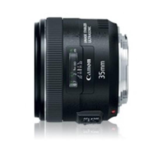 Immagine di Canon EF  35 mm f/2 IS USM