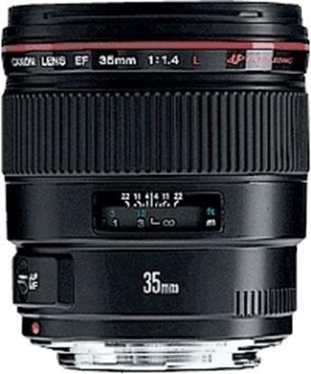 Immagine di Canon EF  35 mm f/1.4 L USM