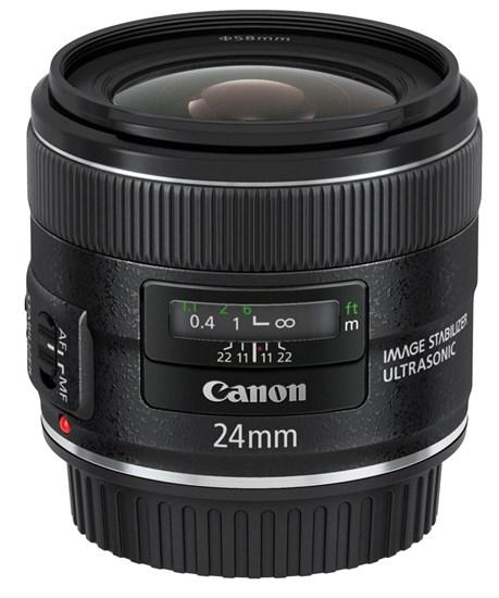 Immagine di Canon EF 24 mm f/2.8 IS USM