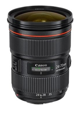 Immagine di Canon EF 24-70 mm f/2,8 L II USM