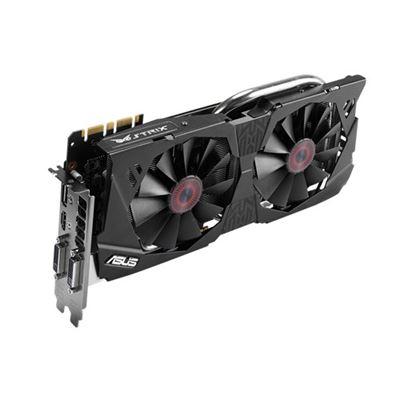 Immagine di Asus GeForce GTX970 4GB Strix