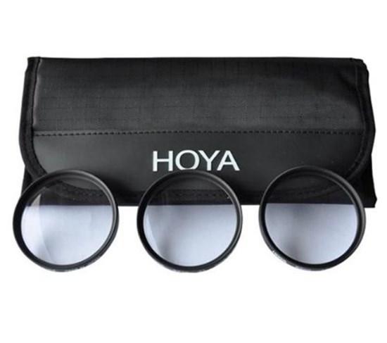 Immagine di Hoya Kit filtri 58 mm - UV Multi Coat + Polarizzatore Circolare + NDx8