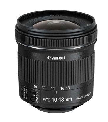 Immagine di Canon EF-S 10-18 mm f/4.5-5.6 IS STM