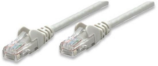 Immagine di Cavo UTP categoria 6 Intestato con 2 connettori Rj45 -  5 metri