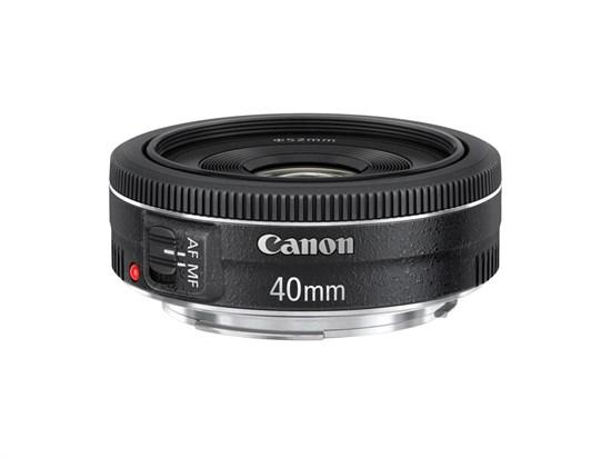 Immagine di Canon EF 40 mm f/2.8 STM