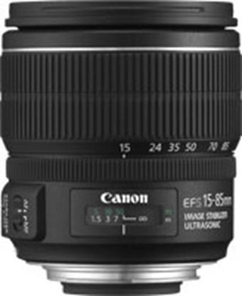 Immagine di Canon EF-S  15-85 mm f/3.5-5.6 IS USM