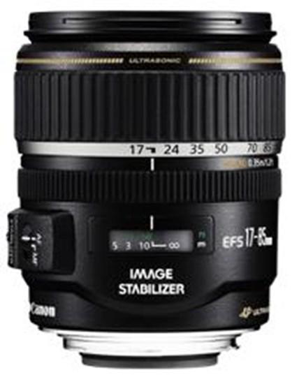 Immagine di Canon EF-S  17-85 mm f/4-5.6 IS USM
