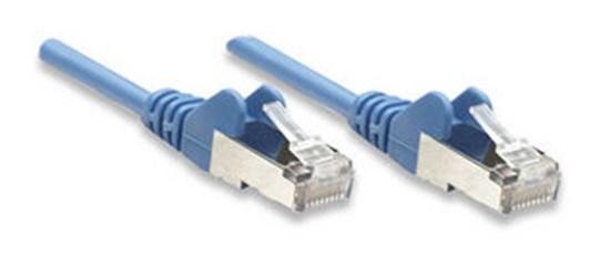 Immagine di Cavo UTP categoria 5e intestato con 2 connettori Rj45 -  5 metri