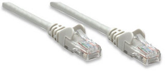 Immagine di Cavo UTP categoria 5e intestato con 2 connettori Rj45 - 10 metri