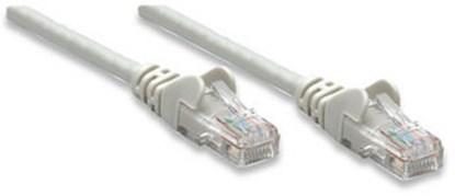 Immagine di Cavo UTP categoria 5e intestato con 2 connettori Rj45 - 20 metri
