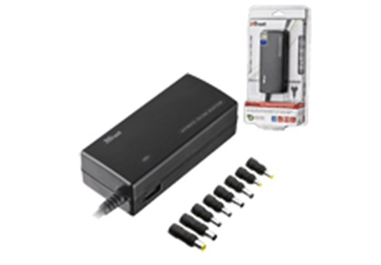 Immagine di Trust 16891 - Plug & Go 125W Notebook Power Adapter