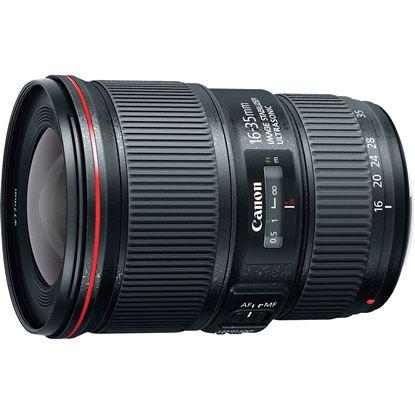 Immagine di Canon EF 16-35mm  f/4 L IS USM