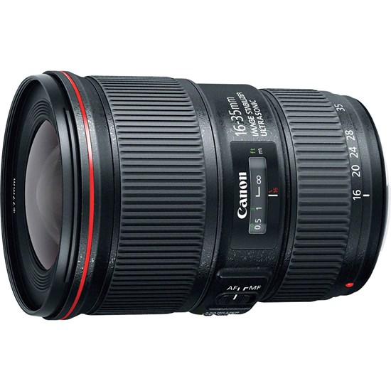 Immagine di Canon EF 16-35mm  f/4 L IS USM