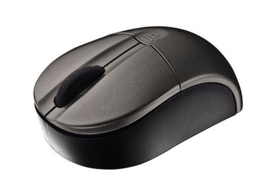 Immagine di Trust 17085 - Nanou Wireless Micro Mouse - Grey