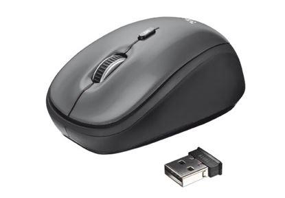 Immagine di Trust 18519 - Yvi Wireless Mini Mouse