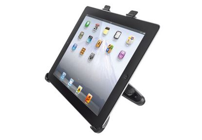 Immagine di Trust 18025 - Car Headrest Holder for iPad