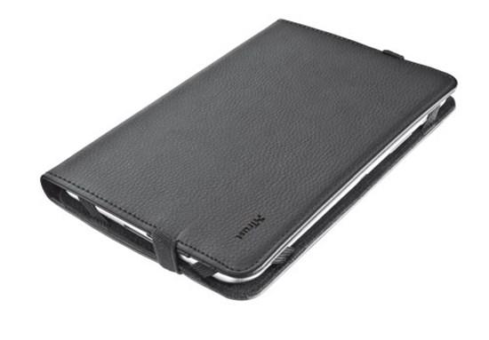 """Immagine di Trust 19703 - Verso Universal Folio Stand for 7-8"""" tablets - black"""