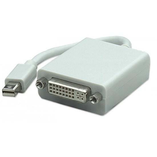 Immagine di Adattatore Mini Display Port 1.1 Maschio - DVI Femmina