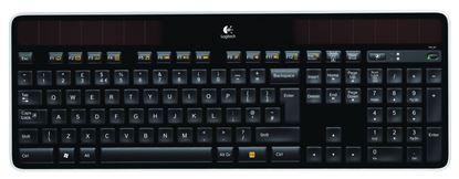 Immagine di Logitech K750 - Tastiera wireless solare