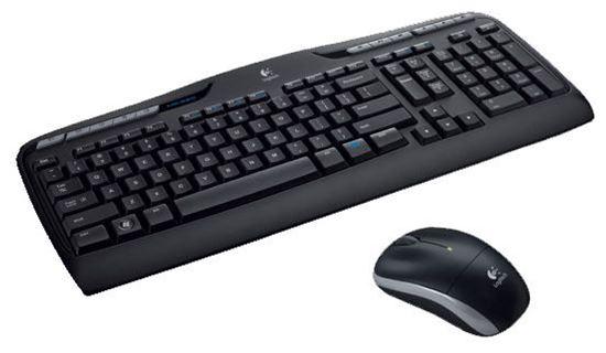 Immagine di Logitech MK330 Wireless Desktop