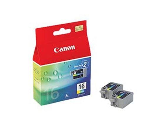 Immagine di Canon BCI-16 - Confezione 2 cartucce nere