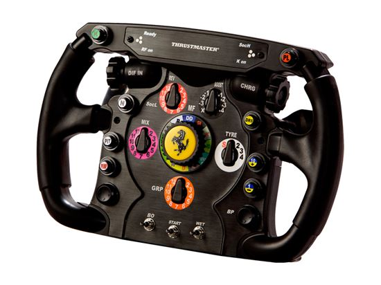 Immagine di Thrustmaster Ferrari F1 Add-On