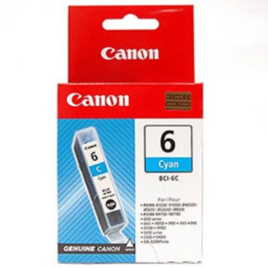 Immagine di Canon BCI-6C- Cartuccia ciano