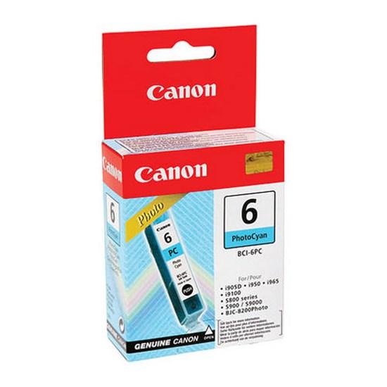 Immagine di Canon BCI-6PC - Cartuccia ciano photo