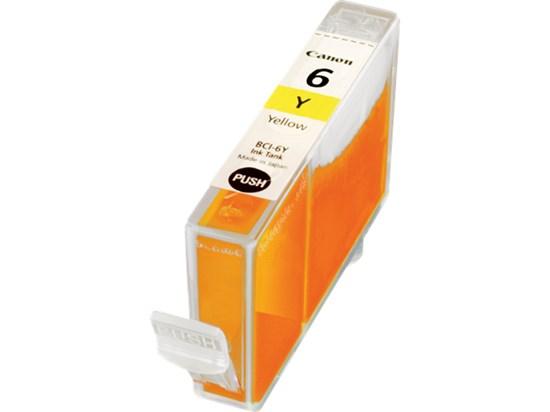 Immagine di Canon BCI-6Y - Cartuccia giallo