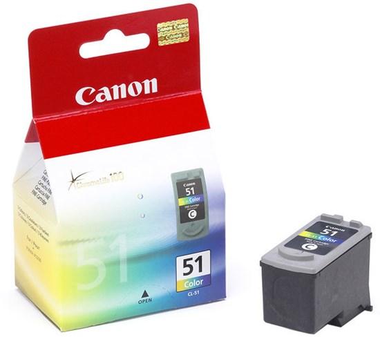 Immagine di Canon CL-51 - Cartuccia colore