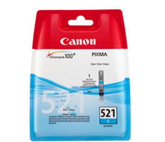 Immagine di Canon CLI-521C - Cartuccia ciano