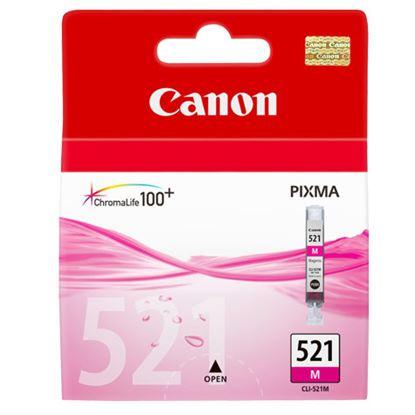 Immagine di Canon CLI-521M - Cartuccia magenta