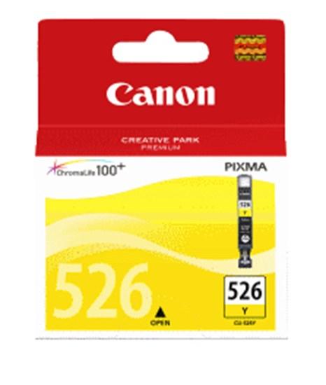 Immagine di Canon CLI-526Y- Cartuccia giallo