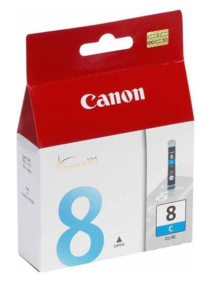 Immagine di Canon CLI-8C - Cartuccia ciano