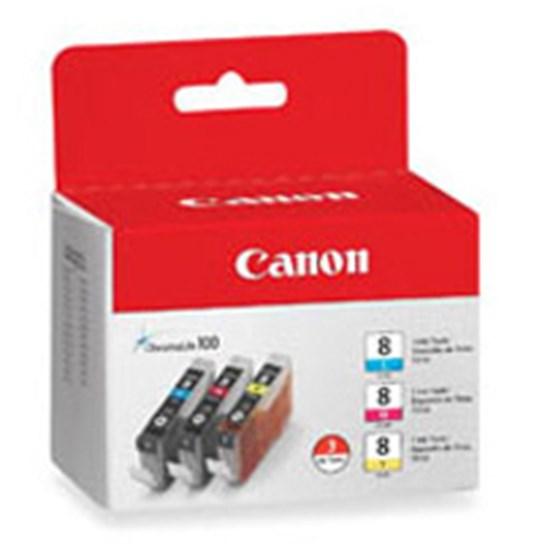 Immagine di Canon CLI-8CMY - Cartuccia colore
