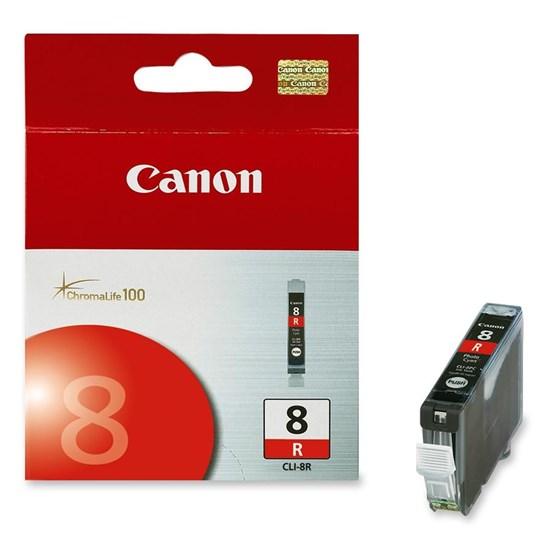 Immagine di Canon CLI-8R - Cartuccia rosso