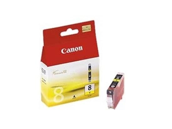 Immagine di Canon CLI-8Y - Cartuccia giallo