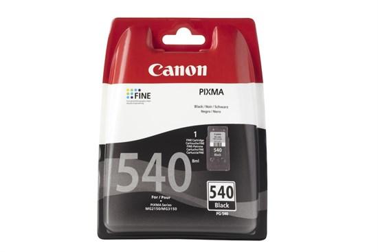 Immagine di Canon PG-540 - Cartuccia nero